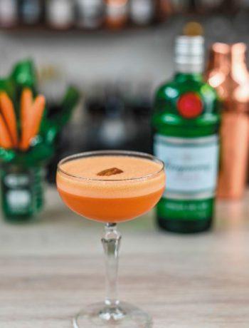 Carrot cake martini