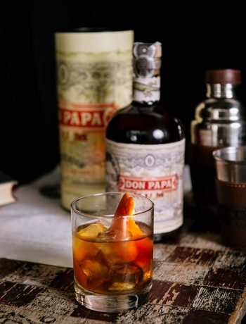 Don Papa Old Fashioned