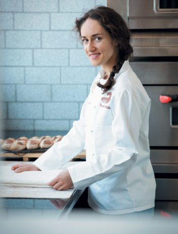 Meet Babette Kourelos of Babette's Bread