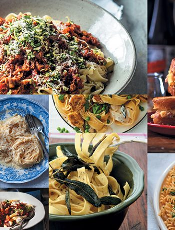quick and easy pasta recipes food & home entertaining magazines