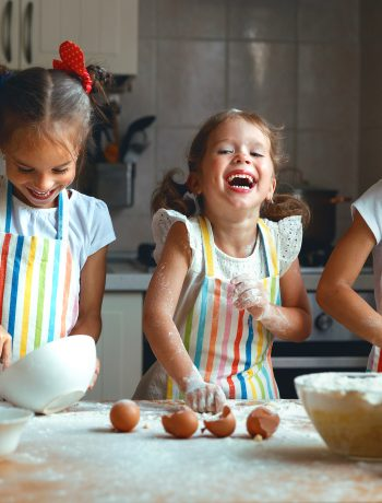 Treats to make with your kids at home