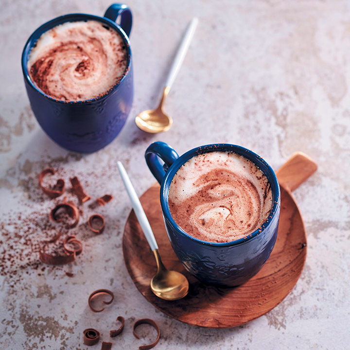Stout hot chocolate